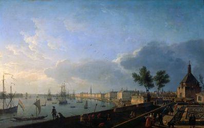 vue du port de Bordeaux prise du château Trompette.jpg