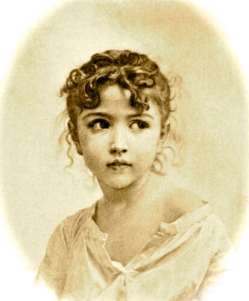 william a bouguereau sketch head of young girl.jpg