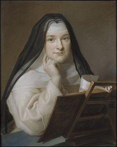 Anonyme (Ecole-francaise XVIIIe siecle Madame Louise de france.jpg