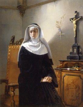 a Signora di Monza, 1847 by Giuseppe Molteni (Italian 1800-1867).jpg