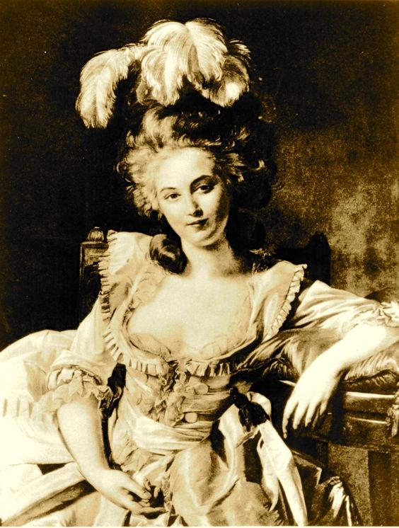 Présumé Duchesse de Polignac, tableau volé par les nazis durant la 2GM