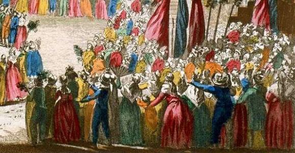 La fête de l'Être suprême. Robespierre ... 2.jpg