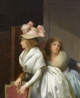 Le Cadeau délicat Boilly Louis Léopold (1761-1845) 2