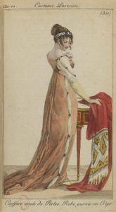 1789-1815.com:mode_1801.htm Journal des Dames et des Modes, n° 18, 30 frimaire an 10 (21 décembre 1801)..jpg