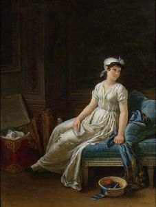 Marguerite Gérard Seated woman reading a letter.jpg