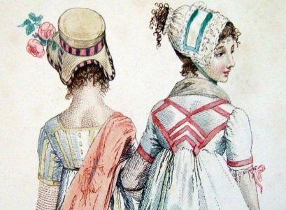 Modes et Manieres du Jour 1798 - 1808'