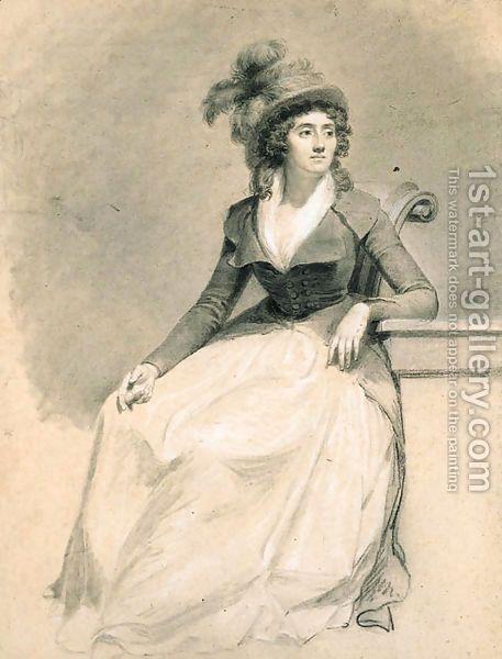 Portrait de Therwagne de Mericourt, par Jacques-Jean- Baptiste Augustin.jpg