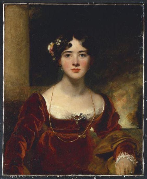 Portrait of Mrs. John Allnutt, née Eleanor Brandram, Sir Thomas Lawrence Early 19th century .jpg