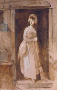 "Peypédaut Jeanne (""The Housemaid"" by Thomas Gainsborough.jpg"