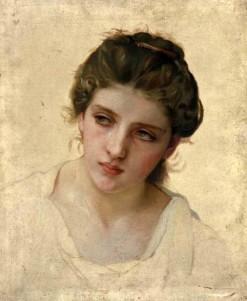 Graciane (William Bouguereau