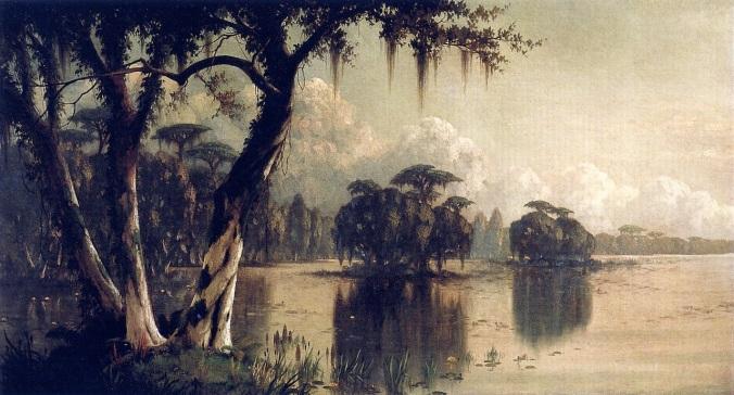 Joseph Rusling Meeker (The Athenaeum - Achafalaya River .jpeg