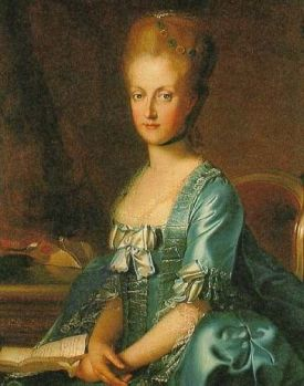 Madame de Martignas (Marie-Caroline de Habsbourg-Lorraine (1752-1814), soeur de Marie Antoinette.jpg