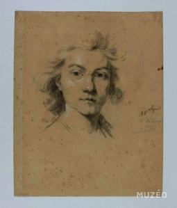 Thimothée Monrauzeau (Portrait de M. de Fouzac de Augustin Jean-Baptiste-Jacques