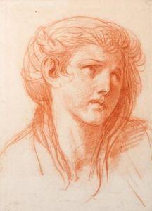 Jean-Baptiste GREUZE Tête de femme .jpg