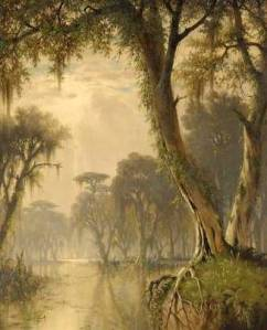 meeker-on the banks of the bayou.jpg