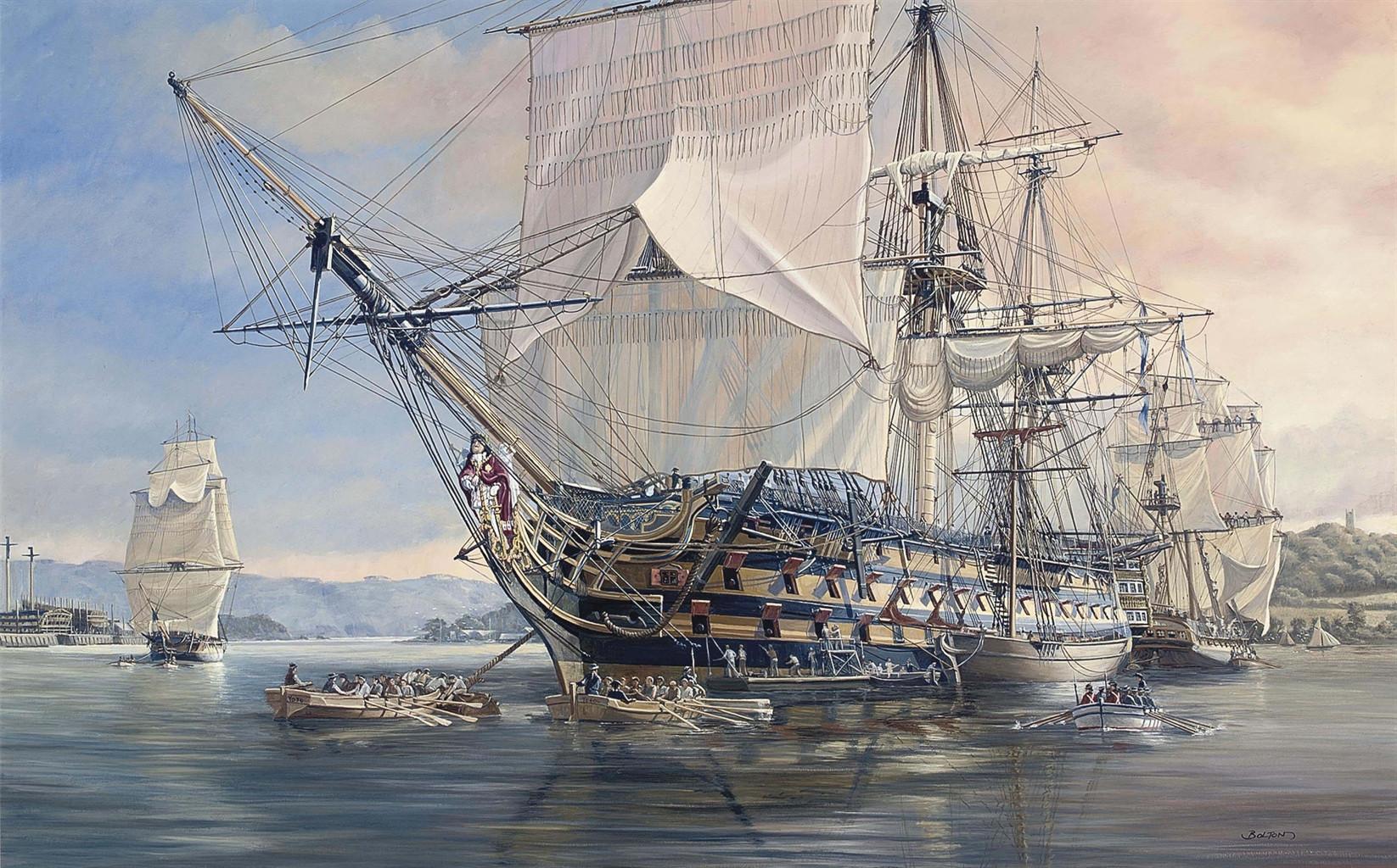 HMS Royal Sovereign en Plymouth..jpg