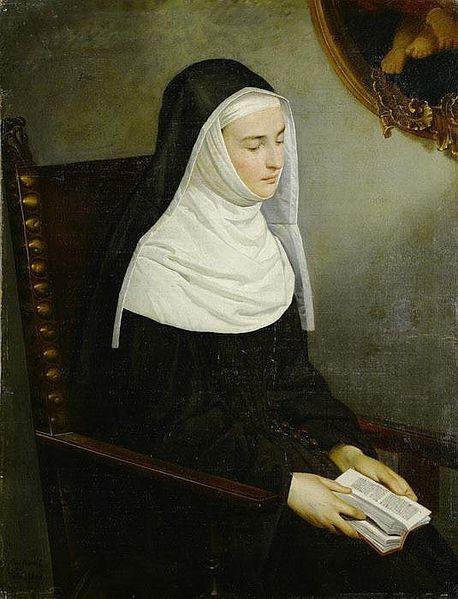 Nicola Consoni - La Monaca di Monza (Gertrude)