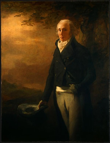 David Anderson 1790 portrait painter Henry Raeburn peinture.