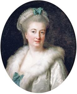 Élisabeth Louise Vigée Le Brun, Madame Le Sèvre, mère de Vigée Le Brun, Vers 1774-1778