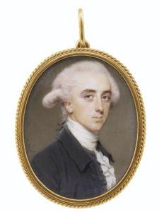 John Smart (Norwich 1742 - 1811 London) - PORTRAIT OF MAN