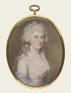 Mme Joseph Anthony (Henrietta Hillegas)