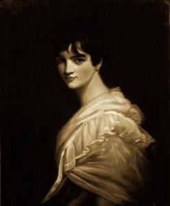 Portrait de Maria Godsal (huile sur toile), John Opie (1761-1807)