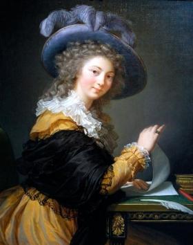 Louise-Élisabeth Vigee le Brun : Comtesse de Cérès, 1784