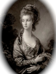 Portrait of Mary Graham