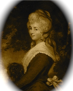 Reynolds, joshua, sir, p.r.a. por     figure     sotheby's n09103lot6yx8ven PORTRAIT OF A LADY, SAID TO BE LADY CARLYLE