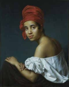 Esther (Creole woman in Red Turban
