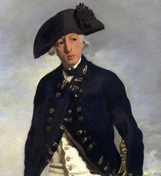 L'amiral Arthur Phillip