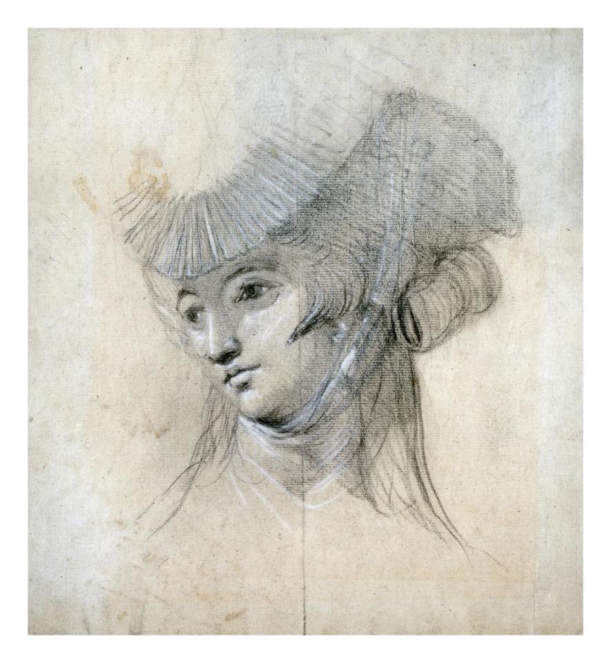 Portrait d'une femme Johann Heinrich Fuseli