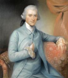 (John Russell portrait de George Medley)