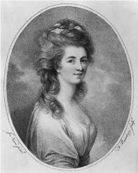 Cambes-Sadirac Antoinette-Marie (Georgiana Spencer 1770 (Duchess of Devonshire Georgiana Spencer (1757 - 1806), 1st wife of the 5th Duke of Devonshire