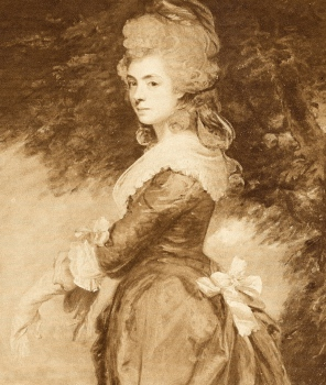 (mary amelia 1st marchioness of salisbury 1789) - Copie