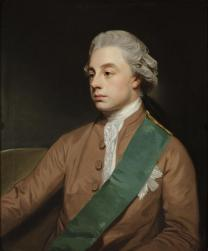 George Romney English, 1734 - 1802 Frederick Howard, Fifth Earl of Carlisle