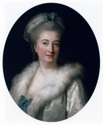(Mme. Lebrun's mother [Jeanne massin]