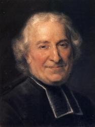Maurice Quentin De La Tour Portrait of abbé
