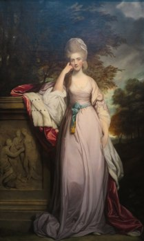 Anne, Viscountess Townshend de Sir Joshua Reynolds