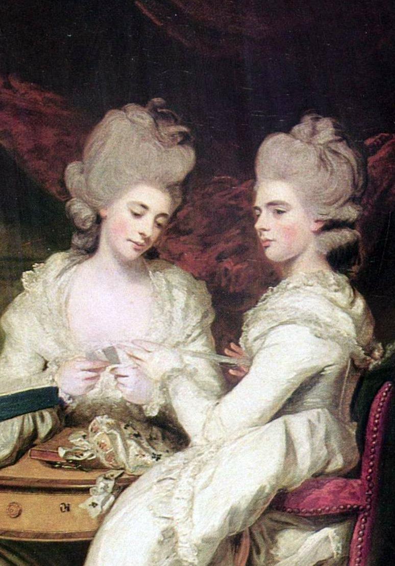 Cambes-Sadirac Antoinette-Marie et mme de Maubeuge (2)