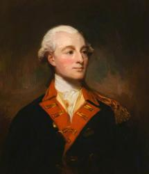 Captain Arthur Forbes Of Culloden 1760 by Romney George