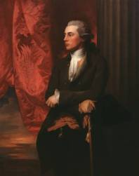 (Portrait of Sir Thomas Beauchamp-Proctor, 2nd Baronet, by Benjamin West, 1777