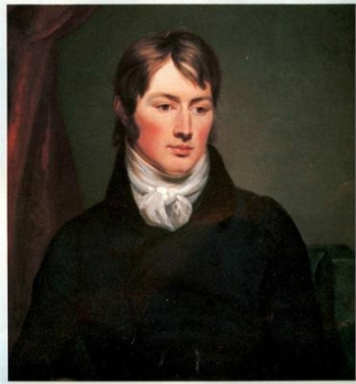 (John Constable peint par Ramsey Richard Reinagle