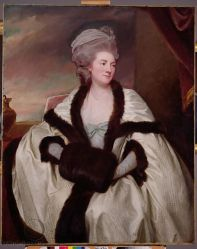 (Mrs. Wilbraham Bootle, 1781 by George Romney, oil on Canvas, National Gallery of Scotland)