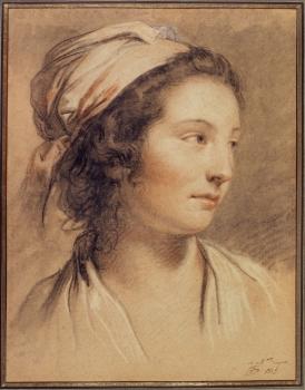(Le Trait en liberté. Dessins de François-André Vincent (1746-1816)