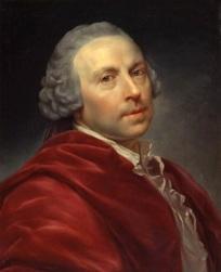 (Self-Portrait, ca. 1775 (Anton von Maron)