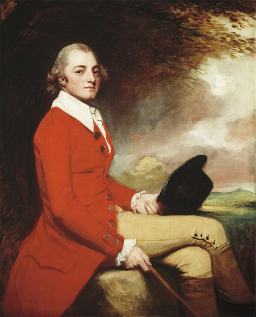 (George Romney Thomas Grove of Ferne
