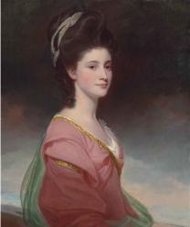 (Elizabeth, Ramus, 1777 (George Romney) (1734-1802)