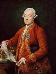Pompeo Batoni - Don José Moñino y Redondo, Count of Floridablanca