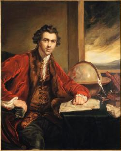 sir joseph banks sir joshua reynolds